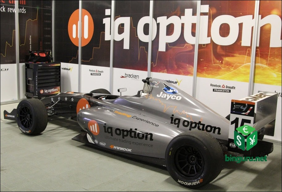 iqoption agi racing