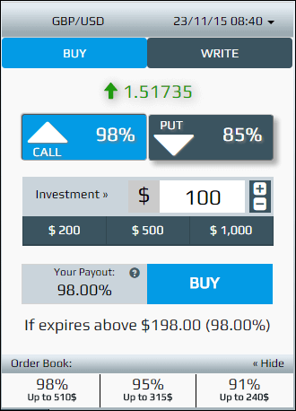 tradequal buy binary options